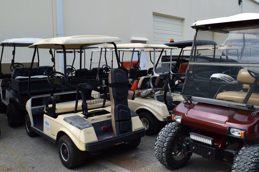 Buy and Trade Golf Carts