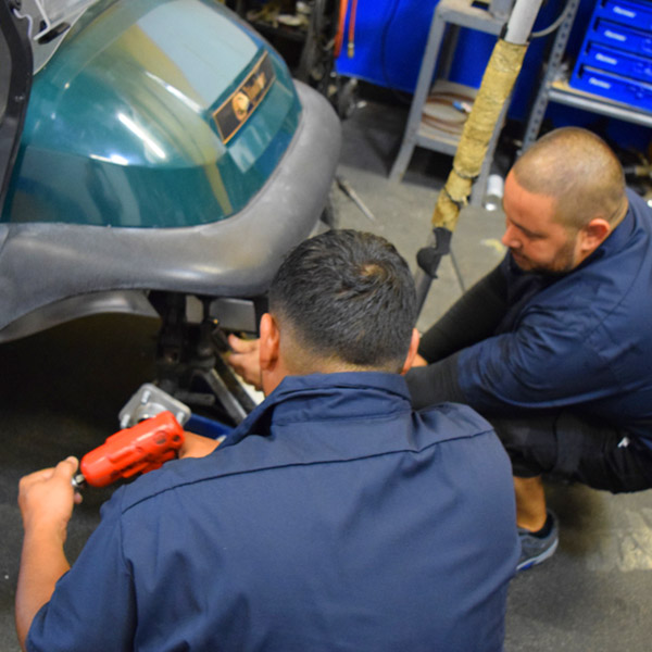 Golf Cart Repairs - Reliable Golf Carts Inc