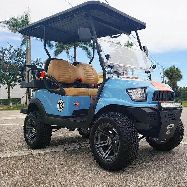 Custom Build Golf Carts - Reliable Golf Carts - Riviera Beach, FL