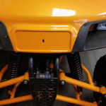 Custom Golf Carts - Orange_4